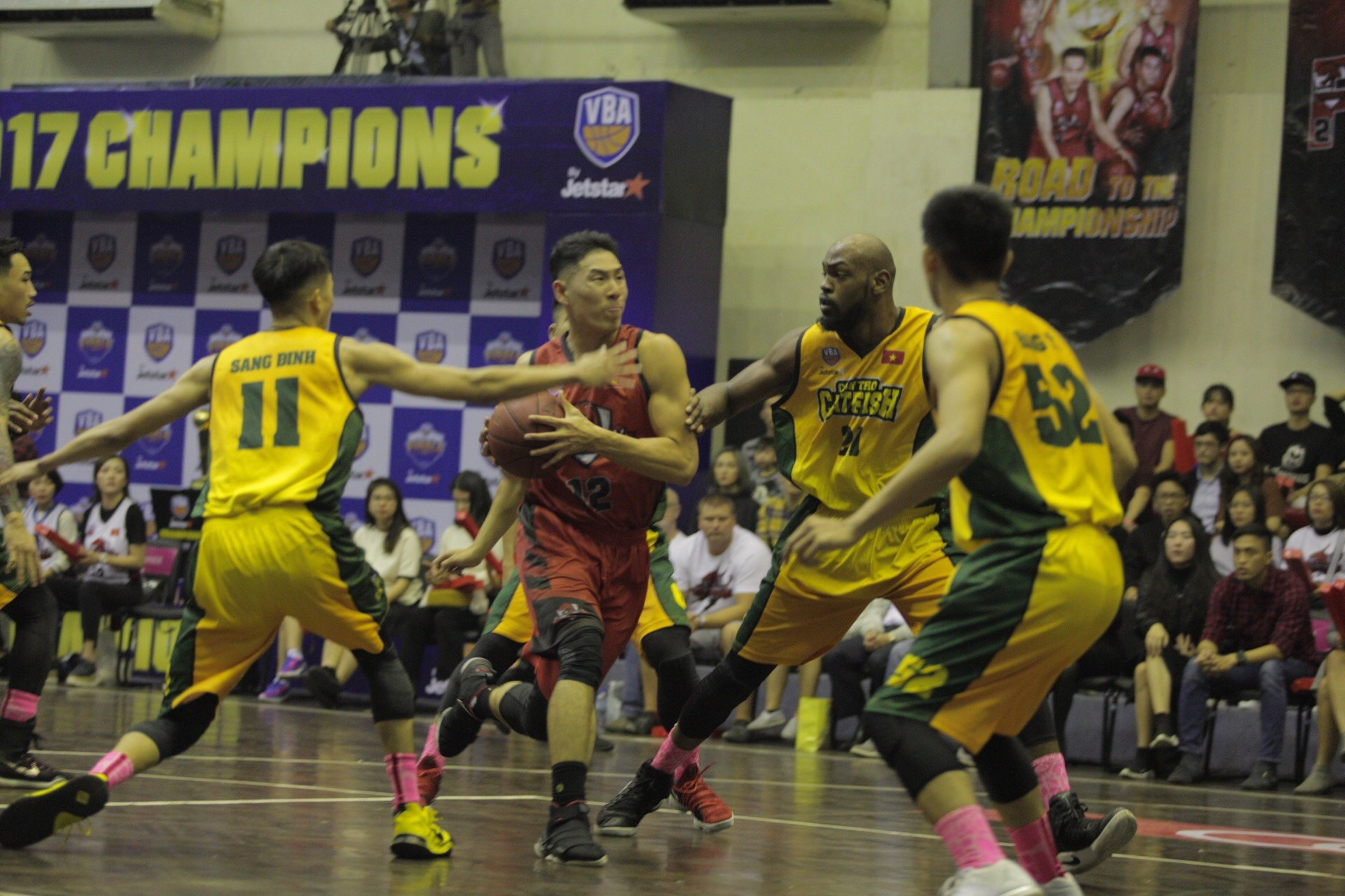 Thanglong Warriors vs Cantho Catfish anh 22