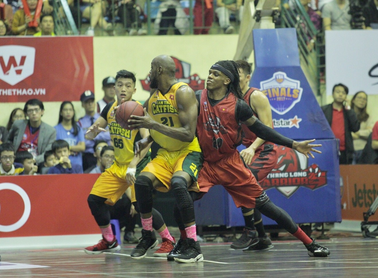 Thanglong Warriors vs Cantho Catfish anh 25