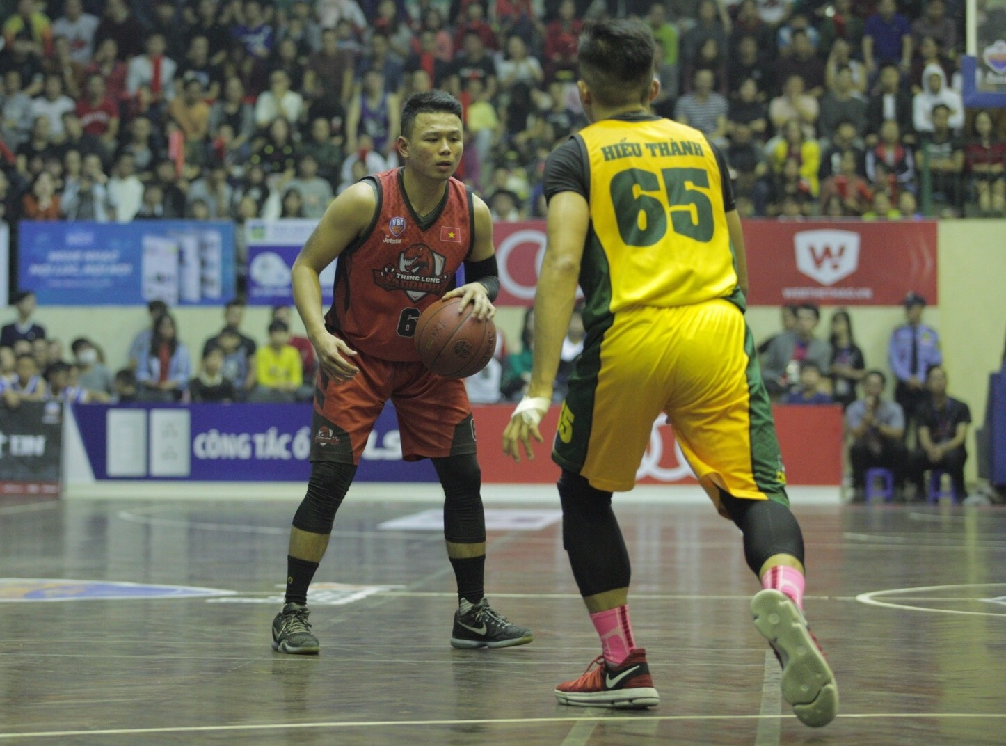 Thanglong Warriors vs Cantho Catfish anh 26