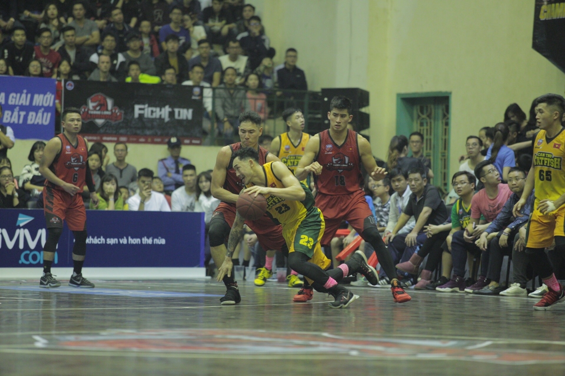 Thanglong Warriors vs Cantho Catfish anh 29