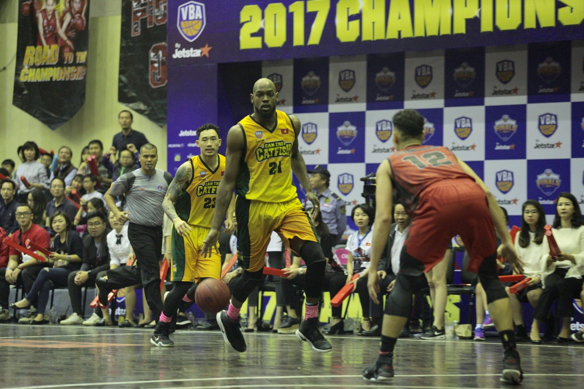 Thanglong Warriors vs Cantho Catfish anh 30