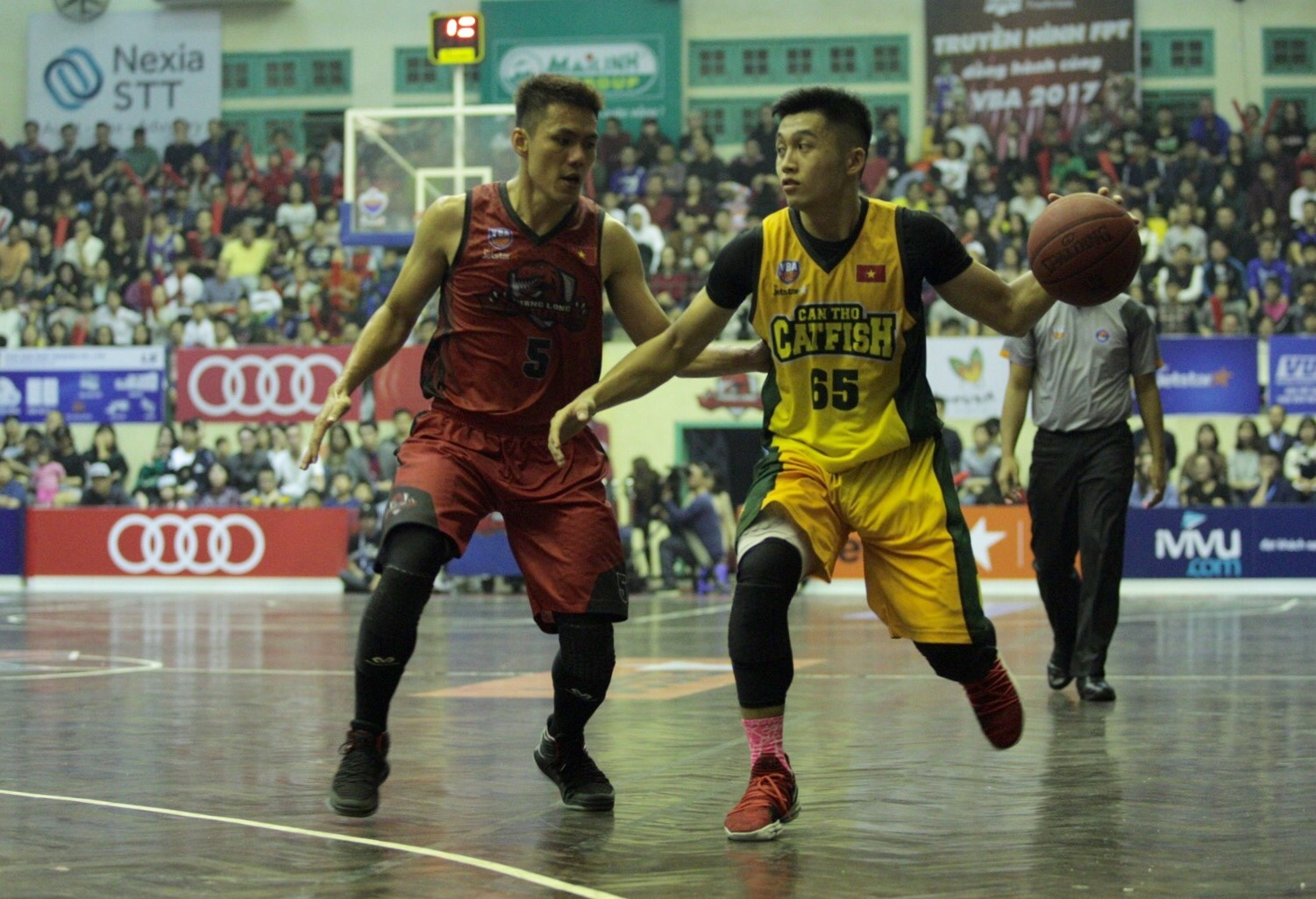 Thanglong Warriors vs Cantho Catfish anh 34