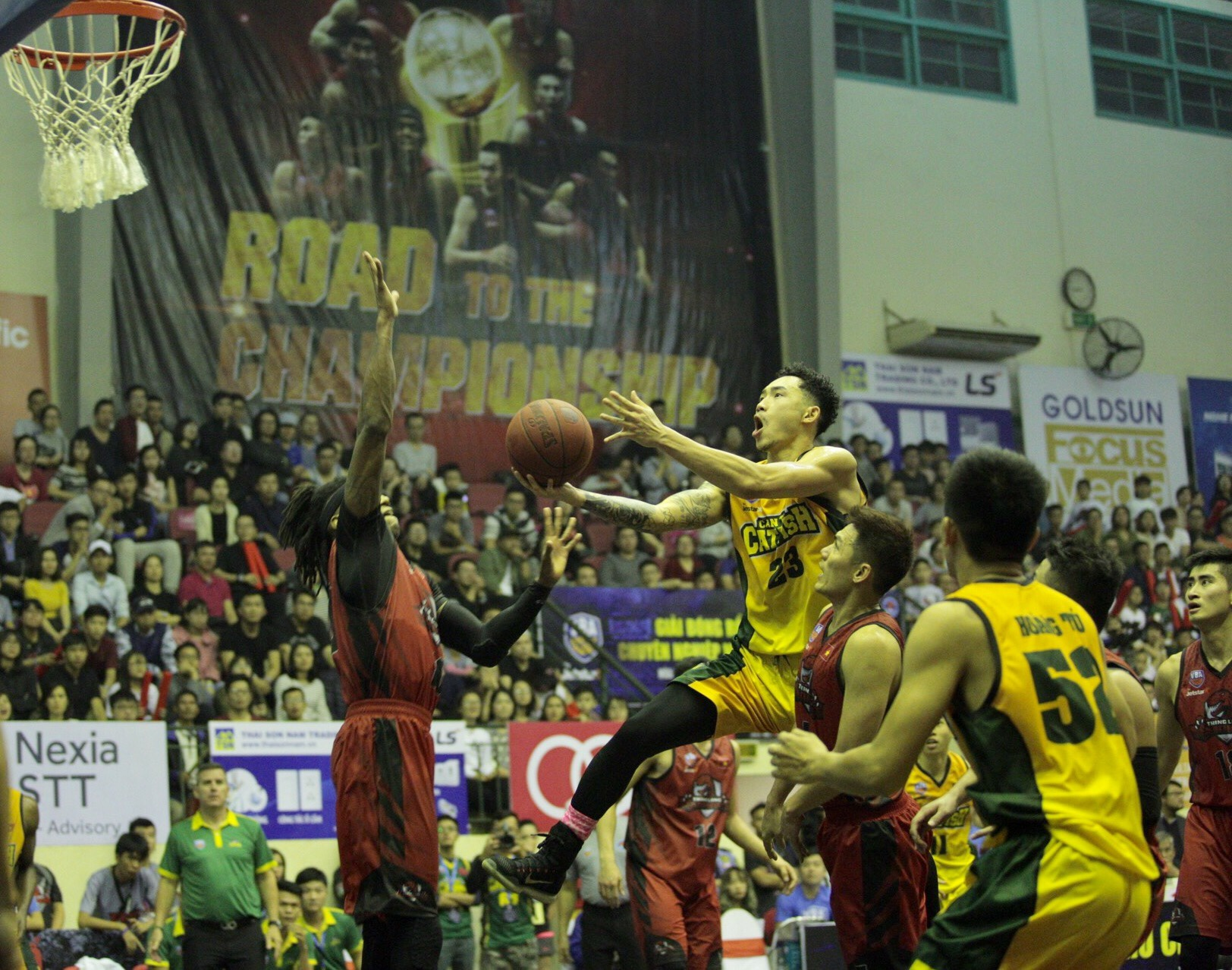 Thanglong Warriors vs Cantho Catfish anh 33