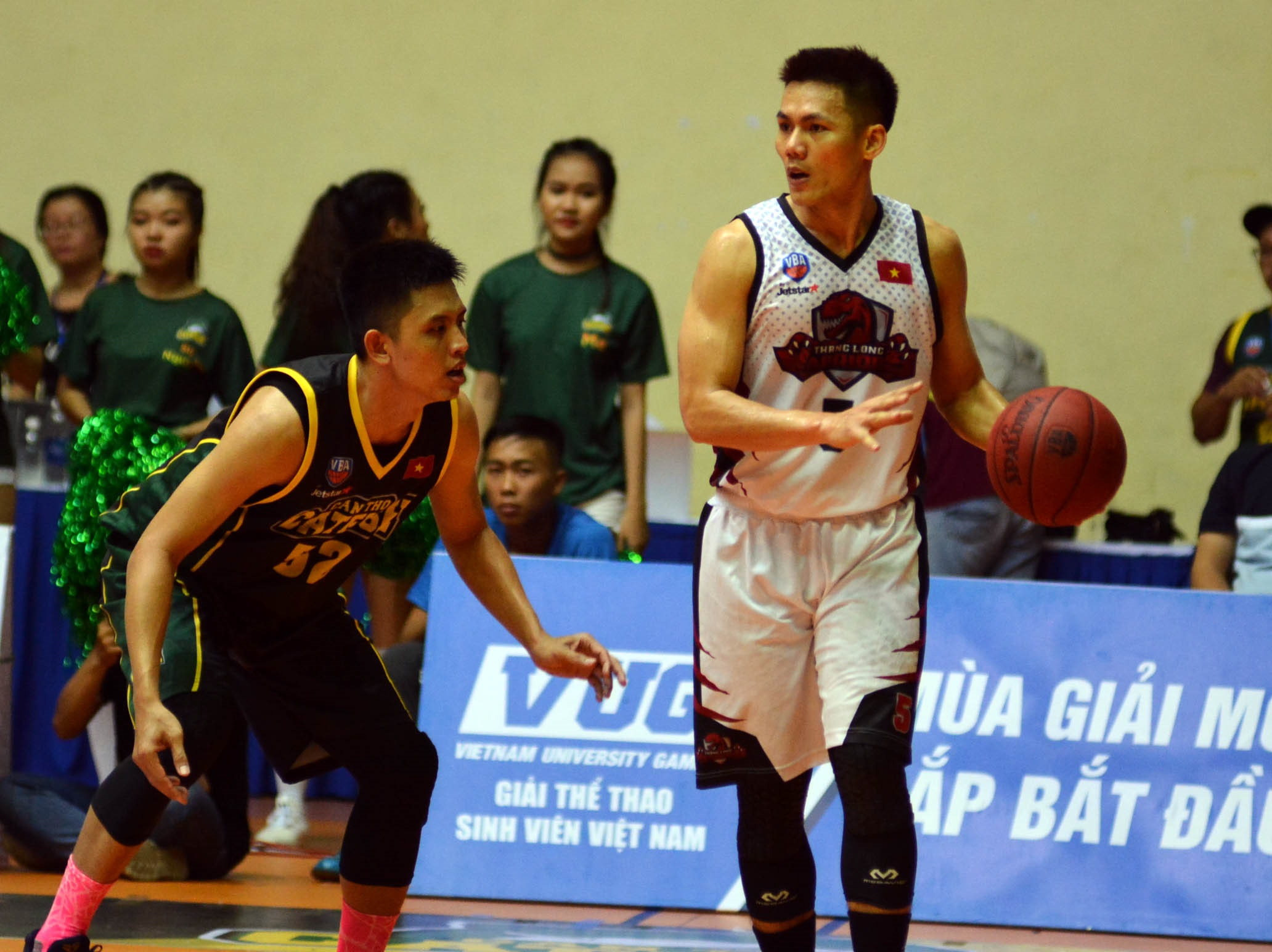 Thanglong Warriors vs Cantho Catfish anh 6