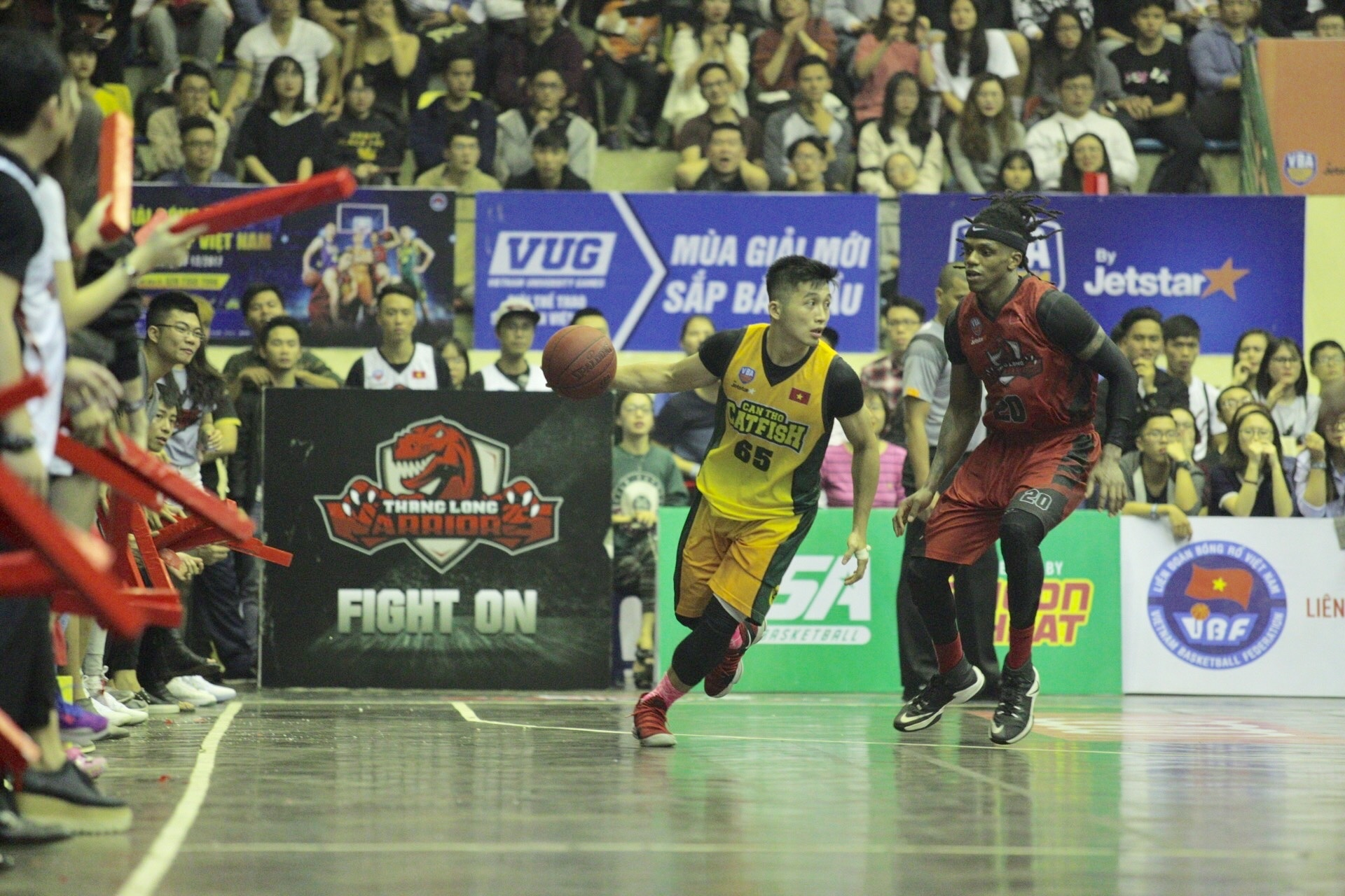 Thanglong Warriors vs Cantho Catfish anh 40