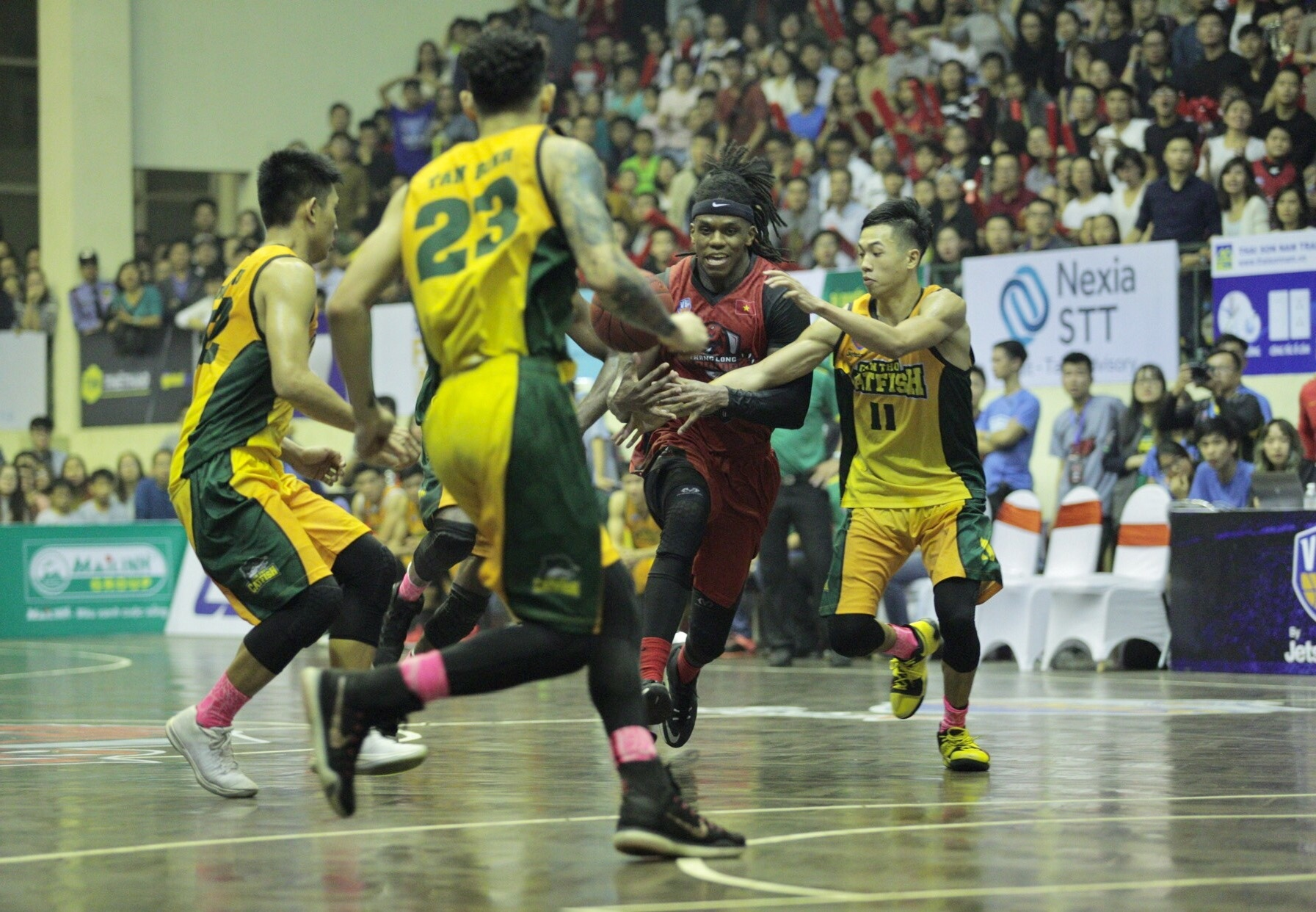 Thanglong Warriors vs Cantho Catfish anh 41