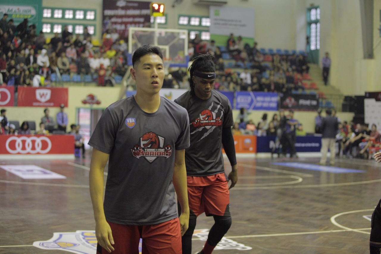 Thanglong Warriors vs Cantho Catfish anh 13