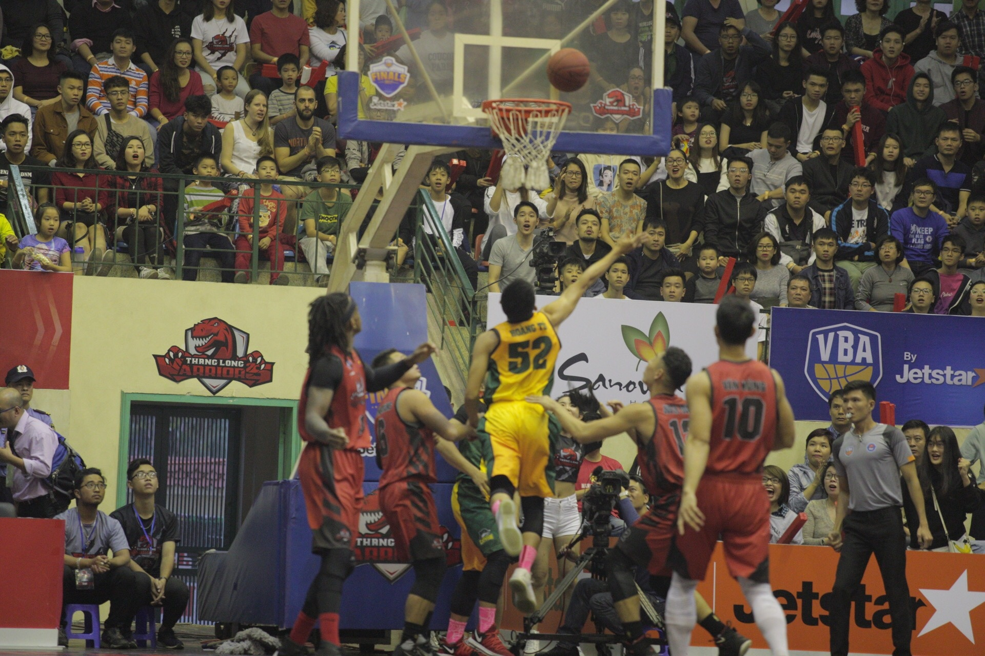 Thanglong Warriors vs Cantho Catfish anh 17