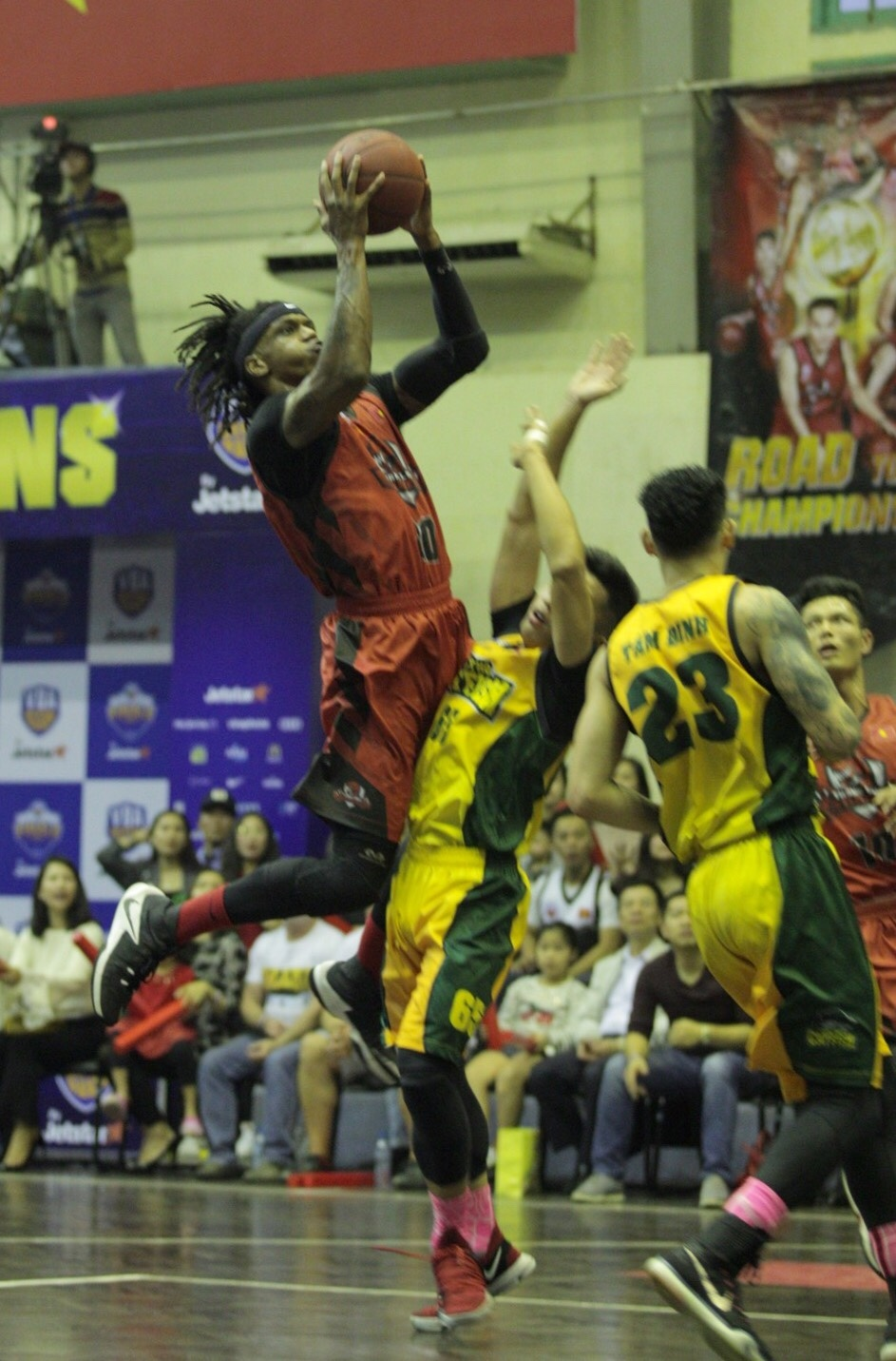Thanglong Warriors vs Cantho Catfish anh 19