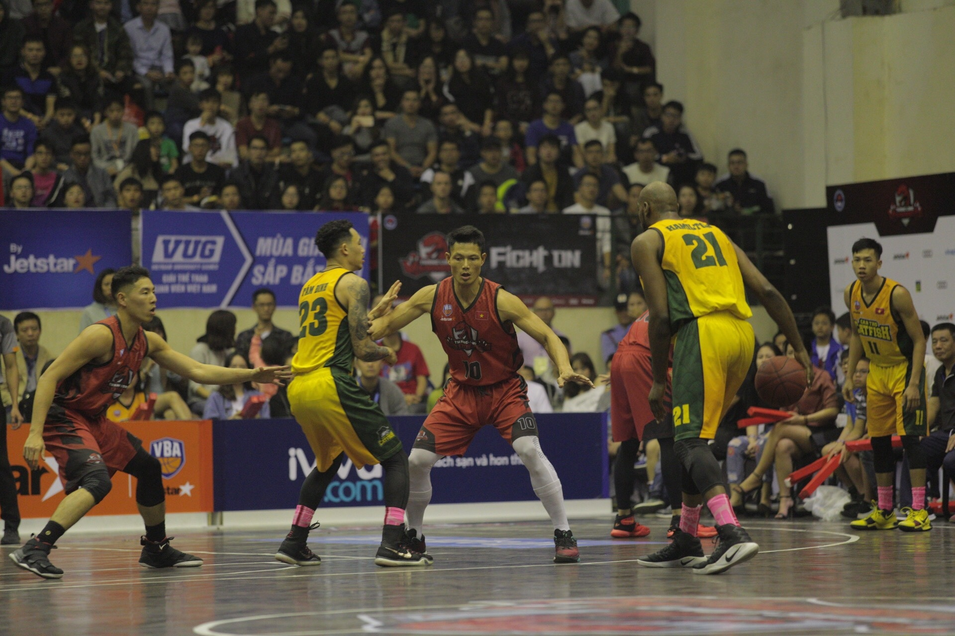 Thanglong Warriors vs Cantho Catfish anh 21