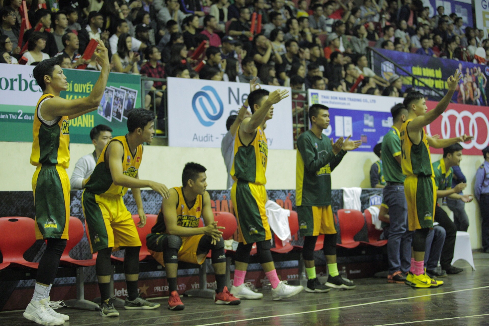 Thanglong Warriors vs Cantho Catfish anh 24