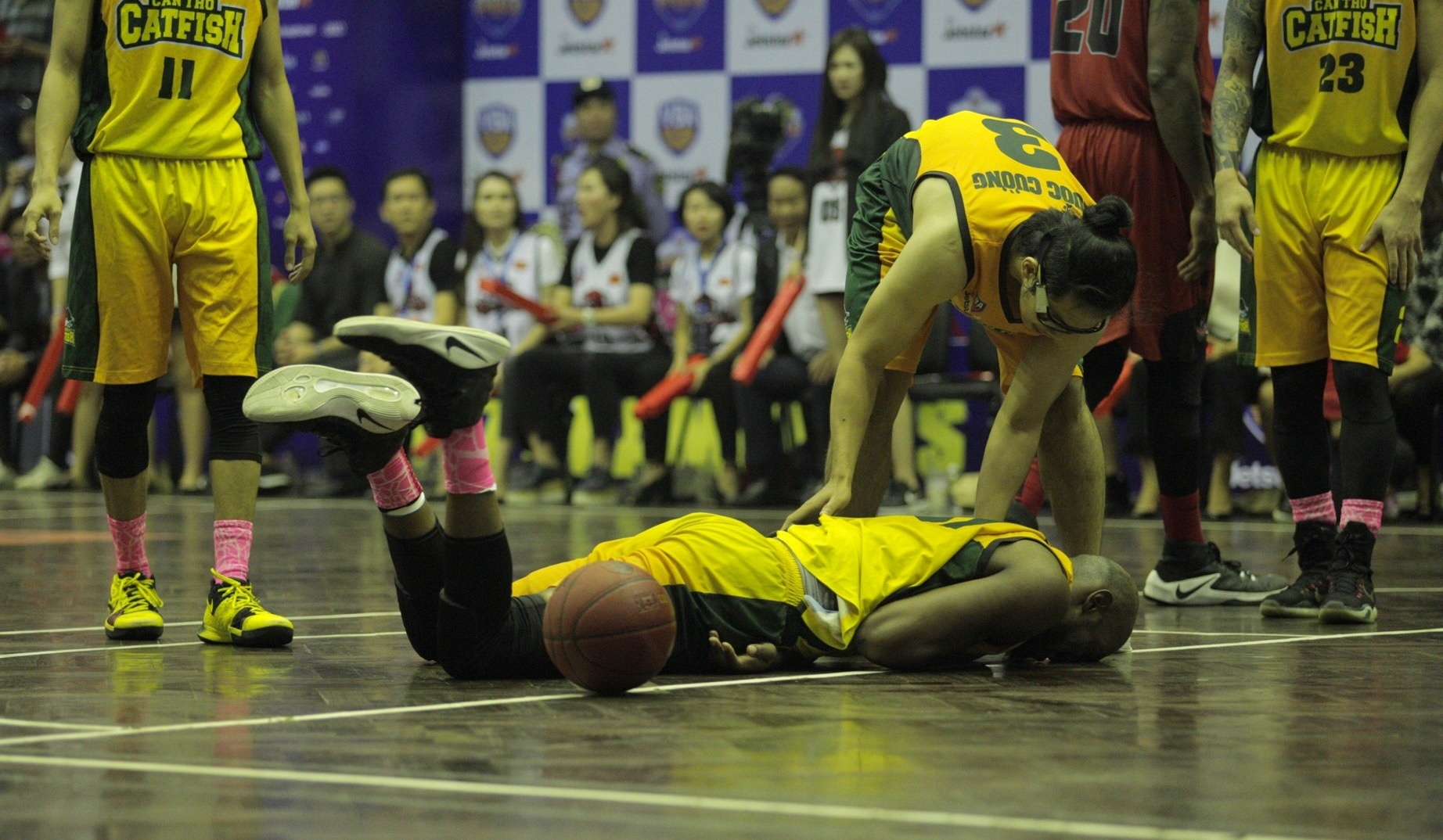 Thanglong Warriors vs Cantho Catfish anh 31