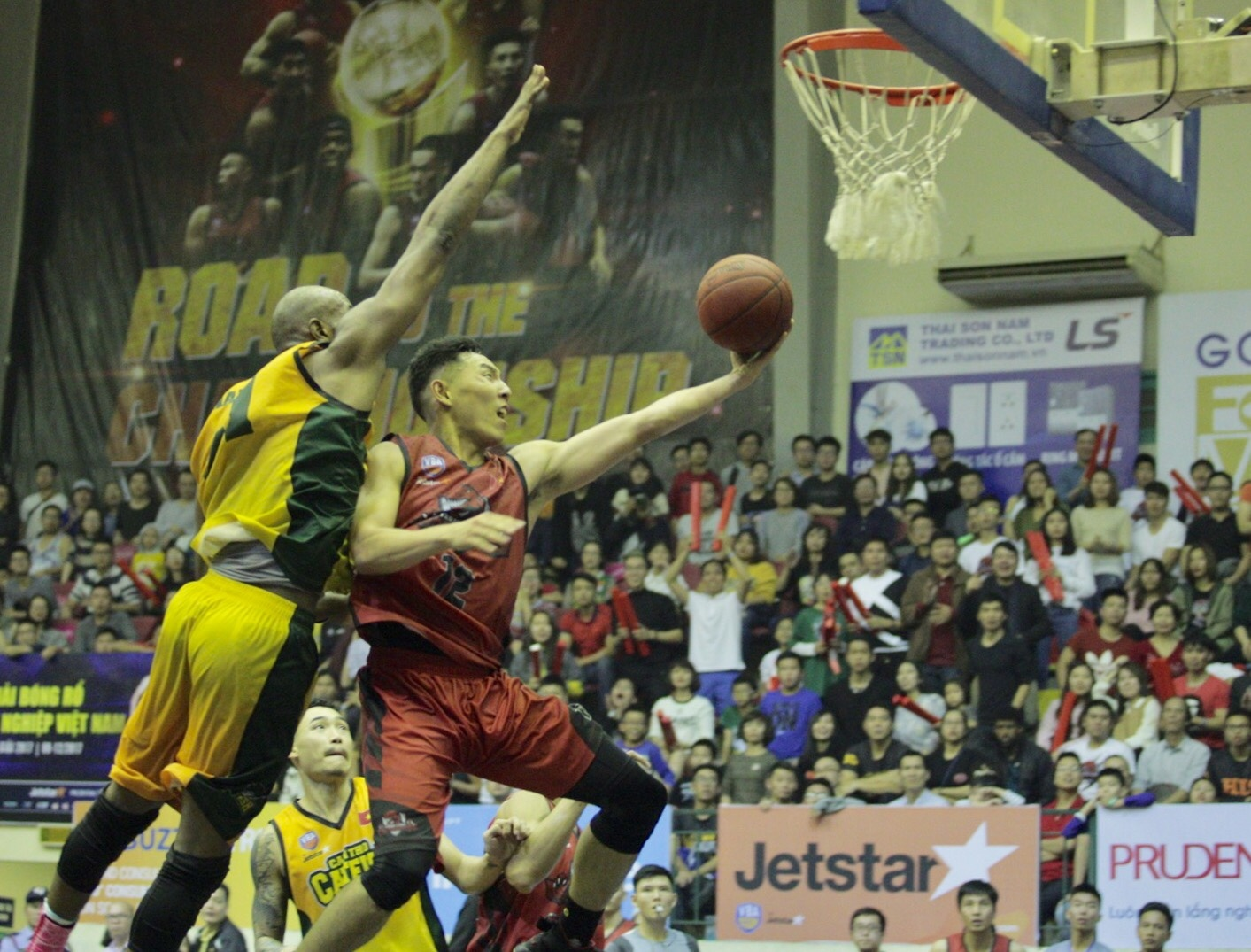 Thanglong Warriors vs Cantho Catfish anh 36