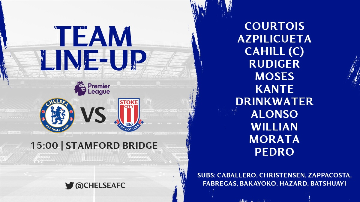 Chelsea vs Stoke City anh 5