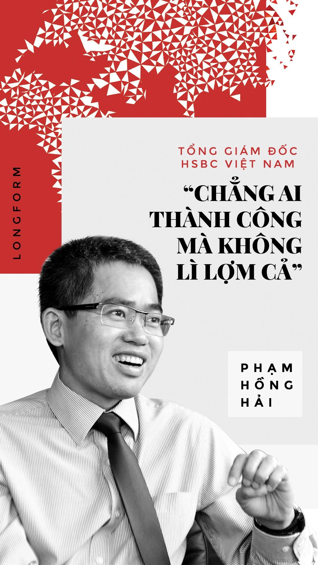 Pham Hong Hai HSBC, anh 1
