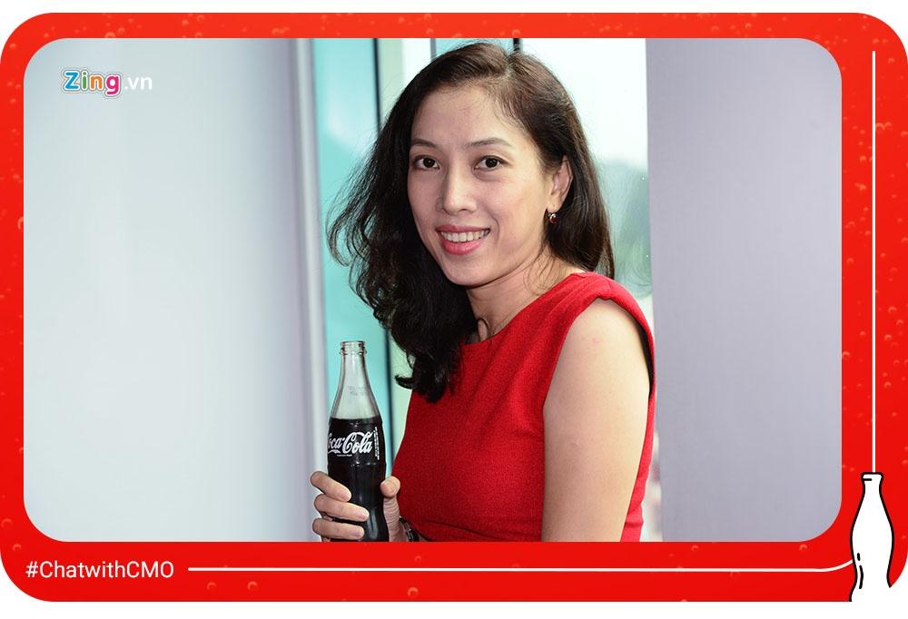 Pham Nha Uyen  Coca Cola anh 10