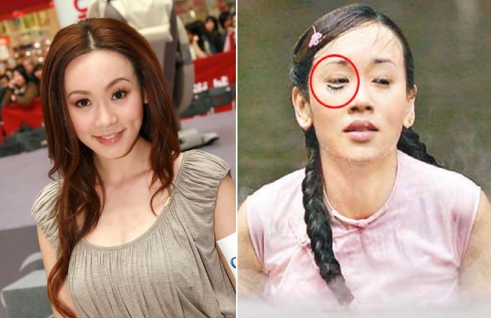 Sao TVB xa than tren phim truong anh 13