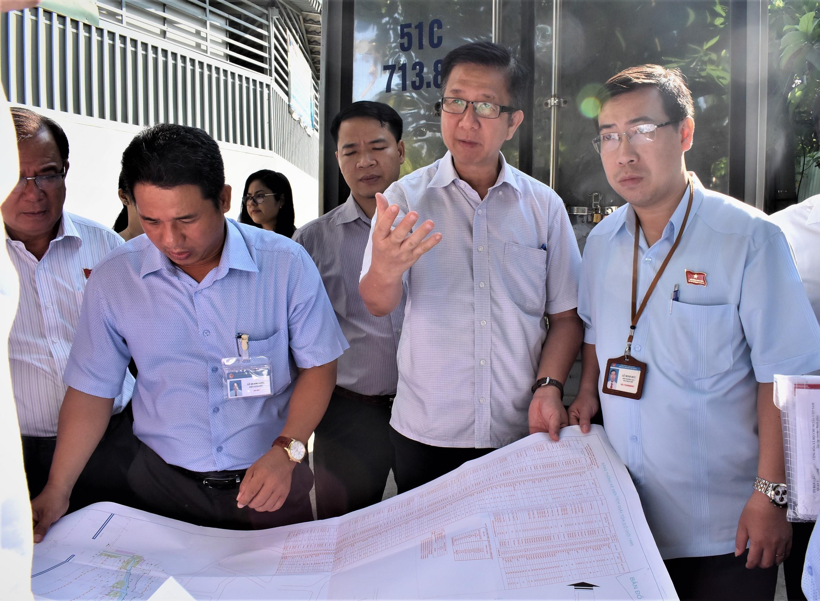 4 dự án chống ngập sân bay Tân Sơn Nhất vẫn bất động