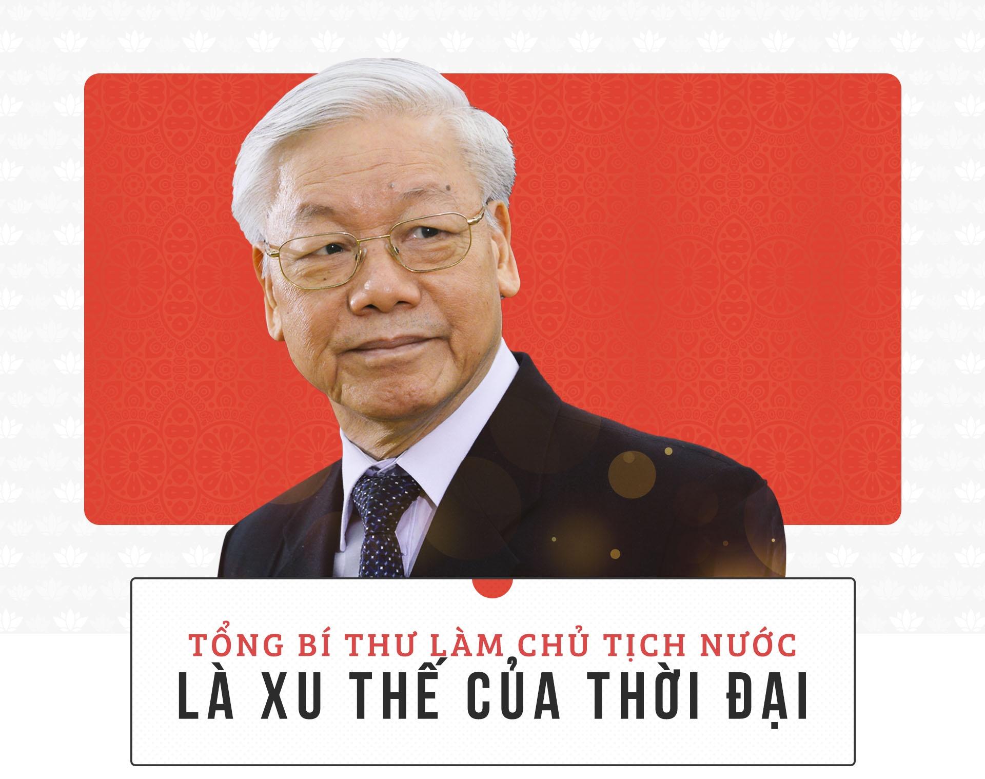 'Tong bi thu lam Chu tich nuoc la xu the cua thoi dai' hinh anh 2