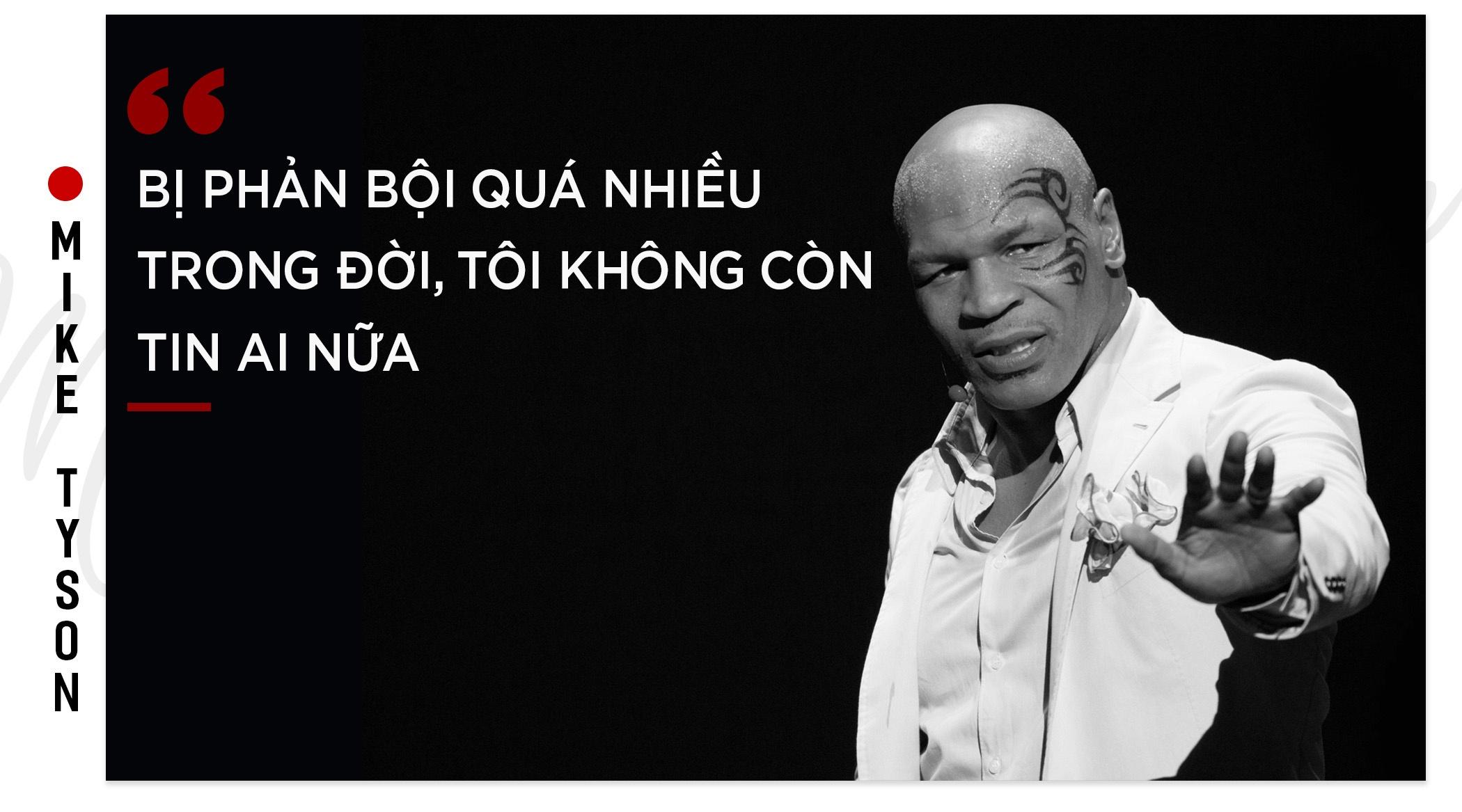 Mike Tyson - Su that tran trui: Quyen Anh, ma tuy, gai va su huy hoai hinh anh 13