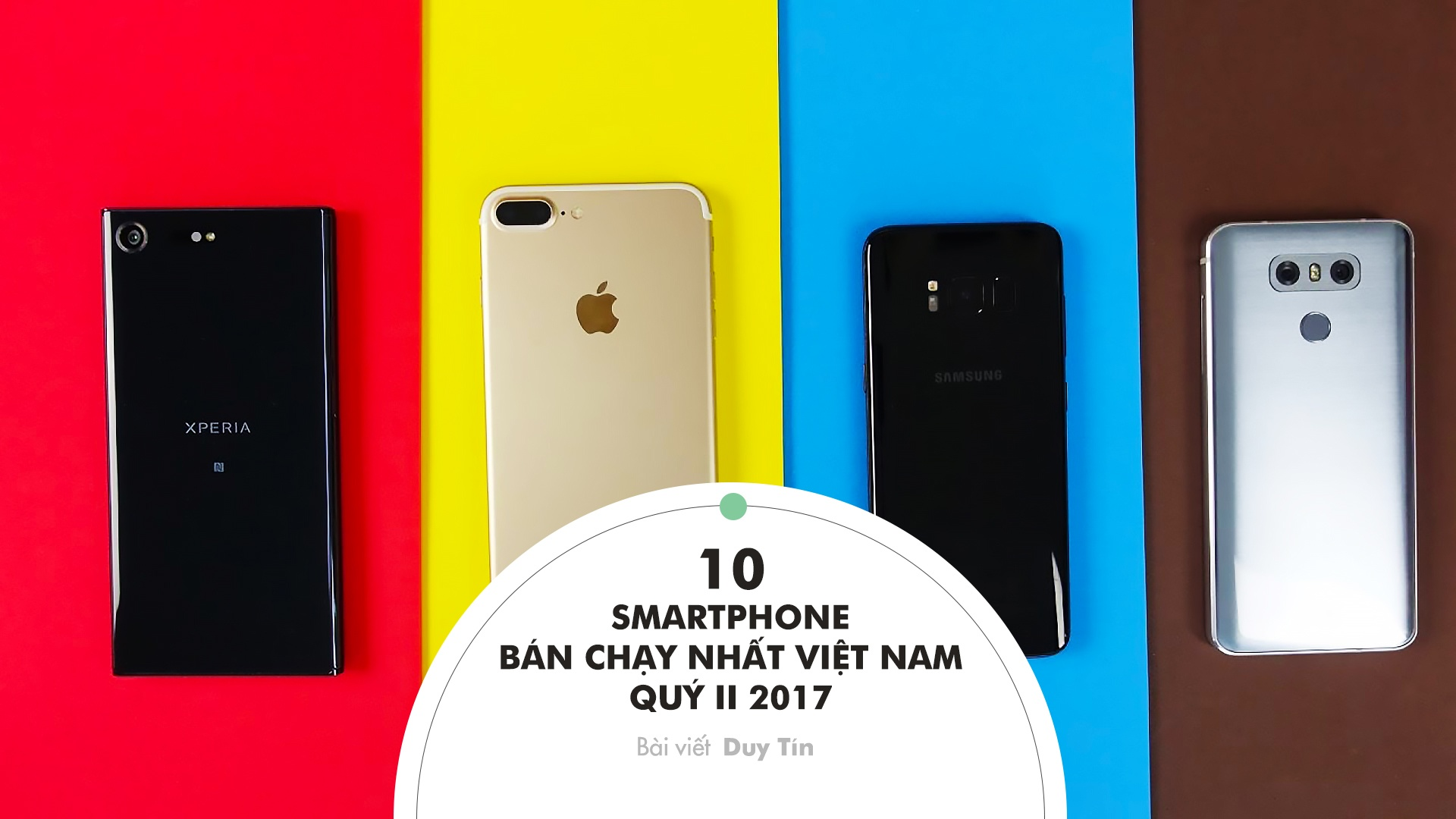 smartphone ban chay nhat anh 1