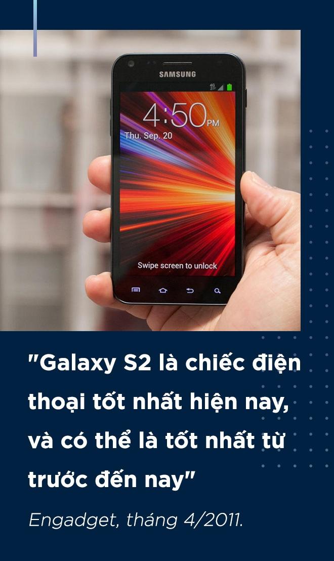 Samsung Galaxy S: Tu zero den hero hinh anh 3