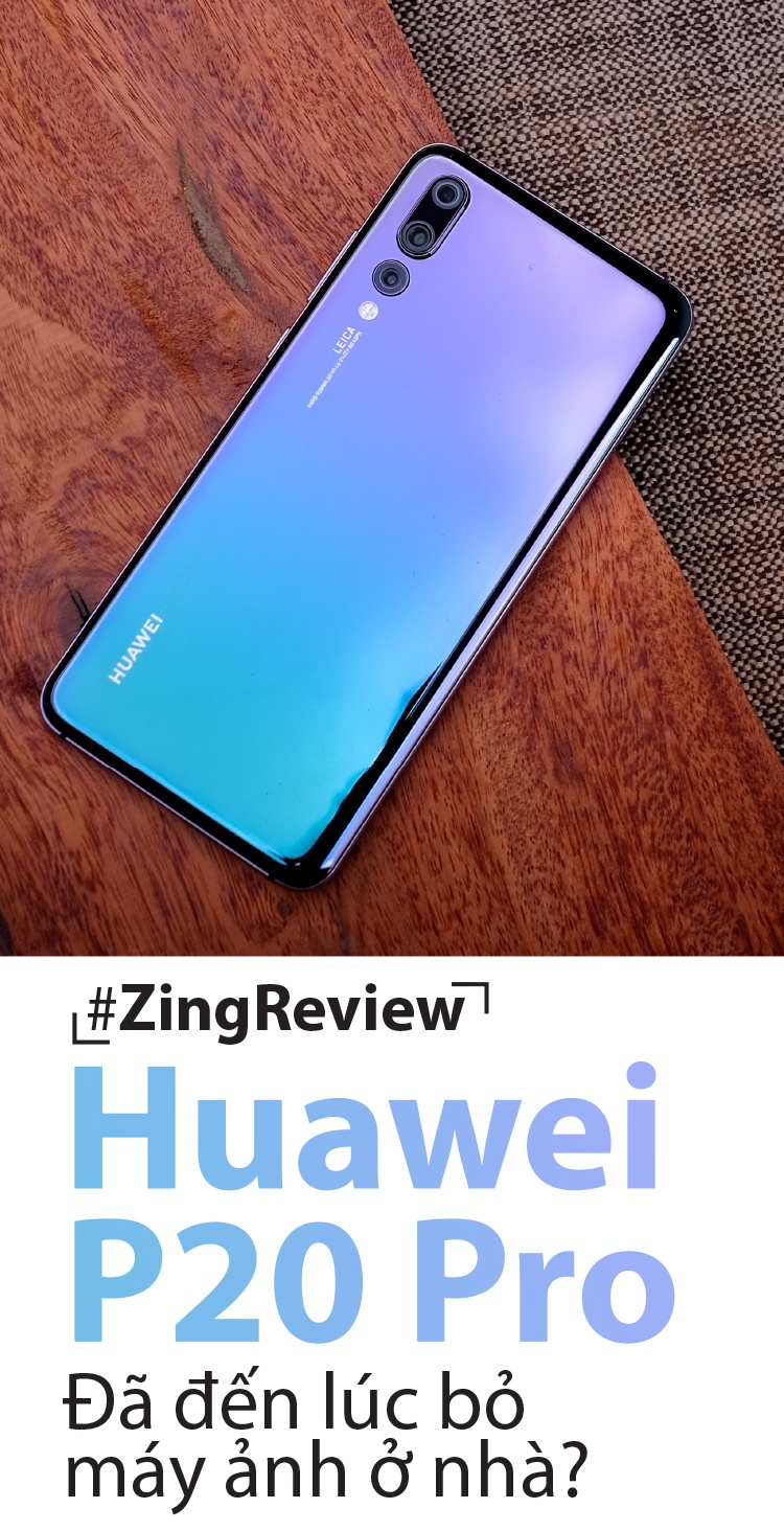 Danh gia Huawei P20 Pro anh 1