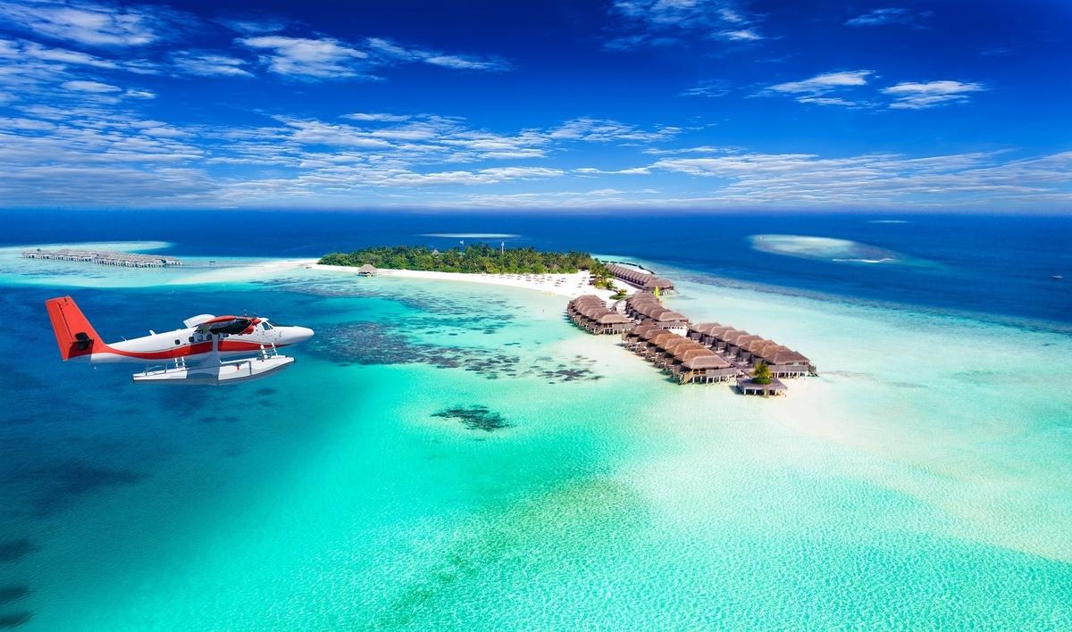 Maldives van chao don nha giau An Do den tron dich anh 1