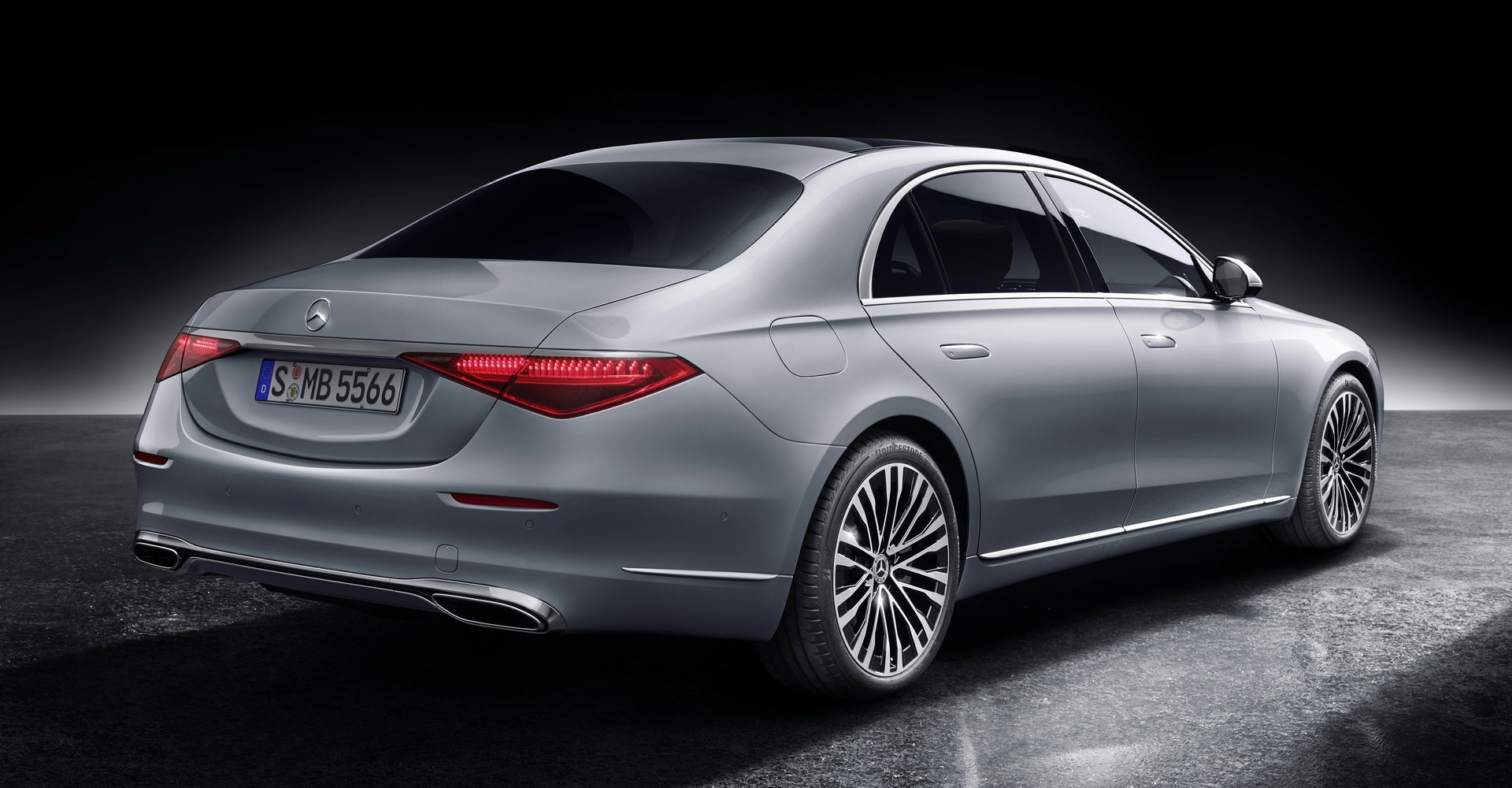 Mercedes-Benz S-Class 2021 co dep hon the he truoc? anh 6