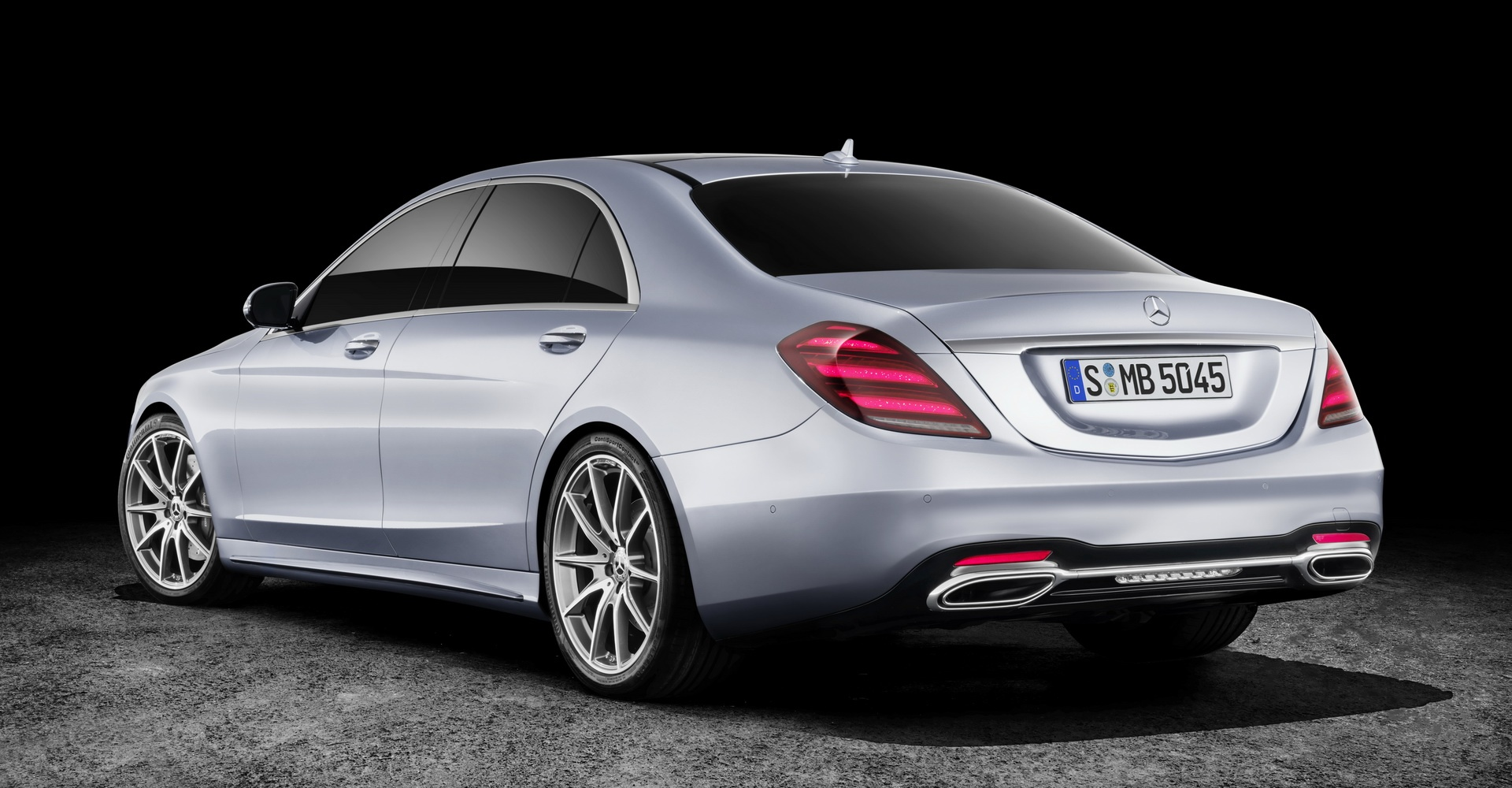 Mercedes-Benz S-Class 2021 co dep hon the he truoc? anh 7
