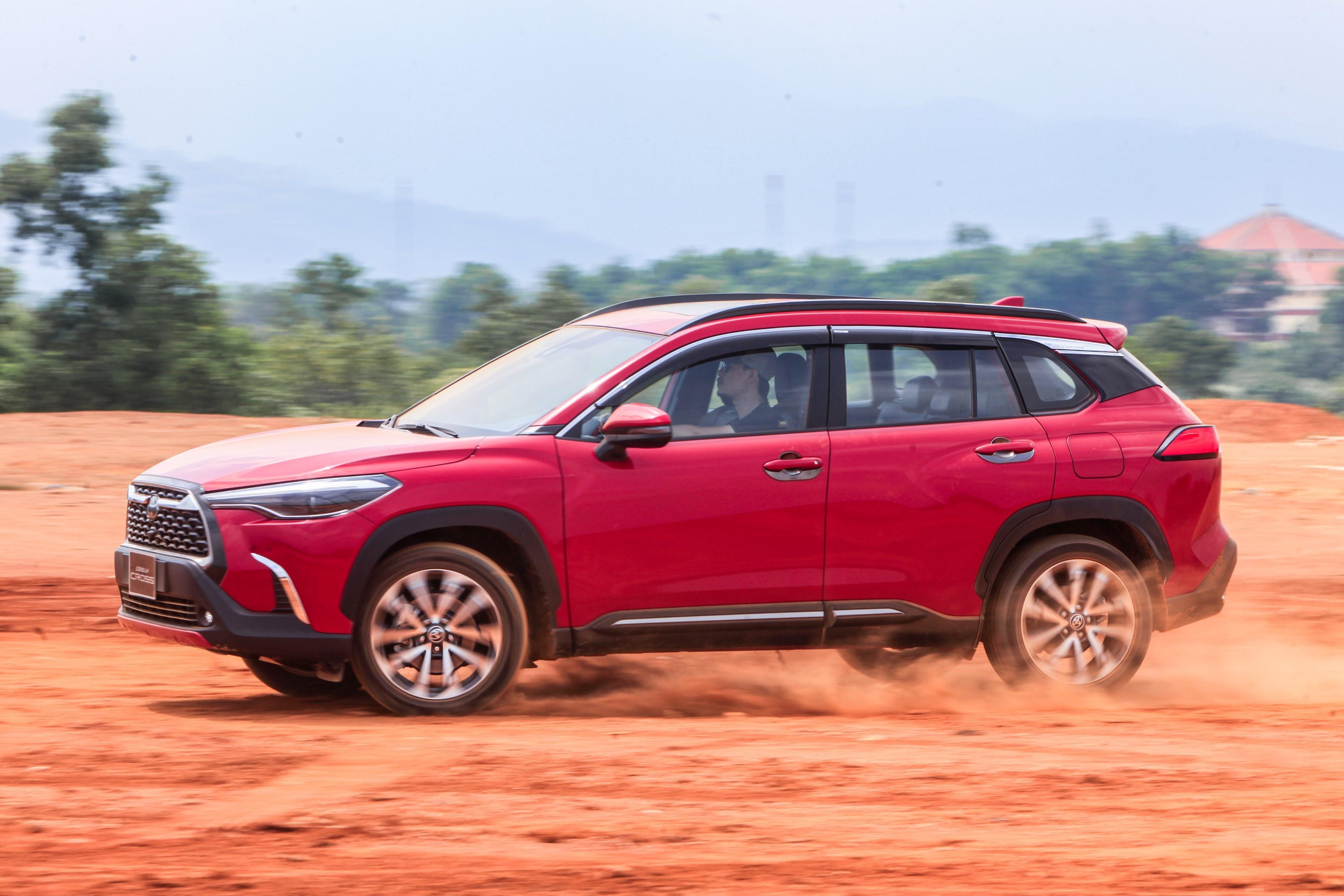 Toyota 'thay mau' dai san pham tai Viet Nam anh 1