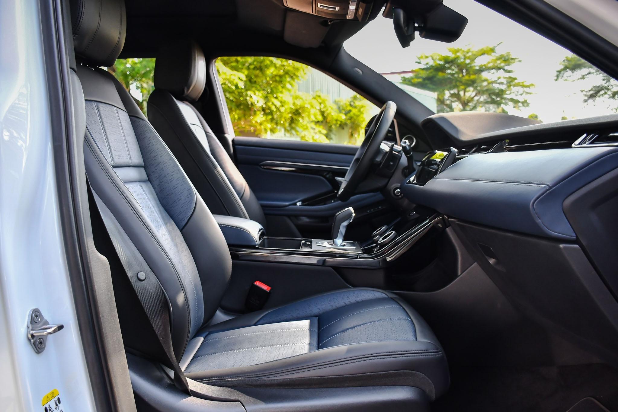 So sanh Range Rover Evoque va Jaguar E-Pace anh 13