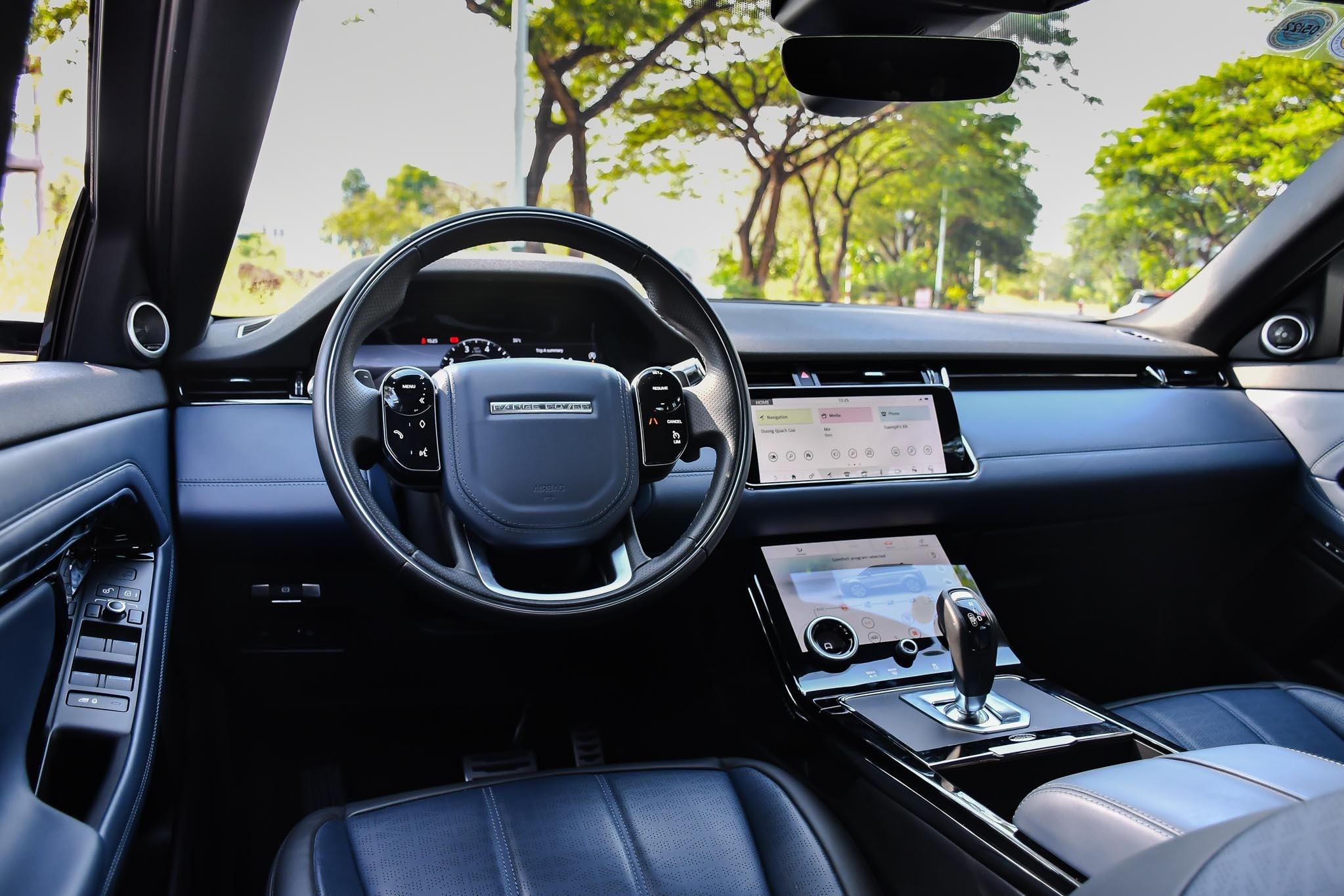 So sanh Range Rover Evoque va Jaguar E-Pace anh 11