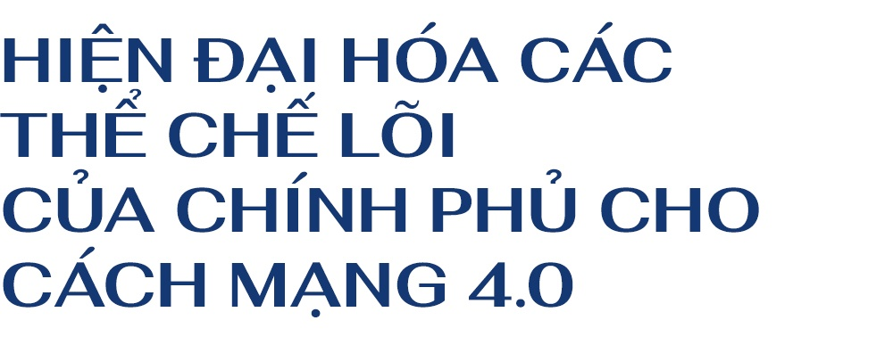 Giam doc WB: 'Se khong the co cong nghiep 4.0 voi mot bo may 1.0' hinh anh 10