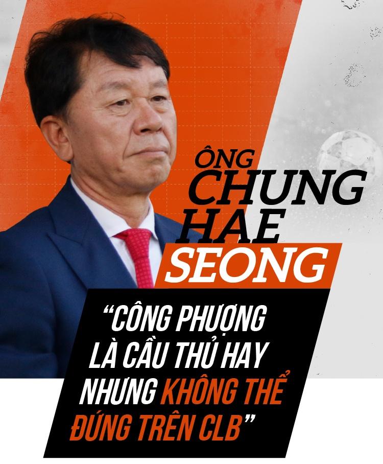 Chuyen gia Han Quoc: 'Cong Phuong hay nhung khong dung tren CLB' hinh anh 1