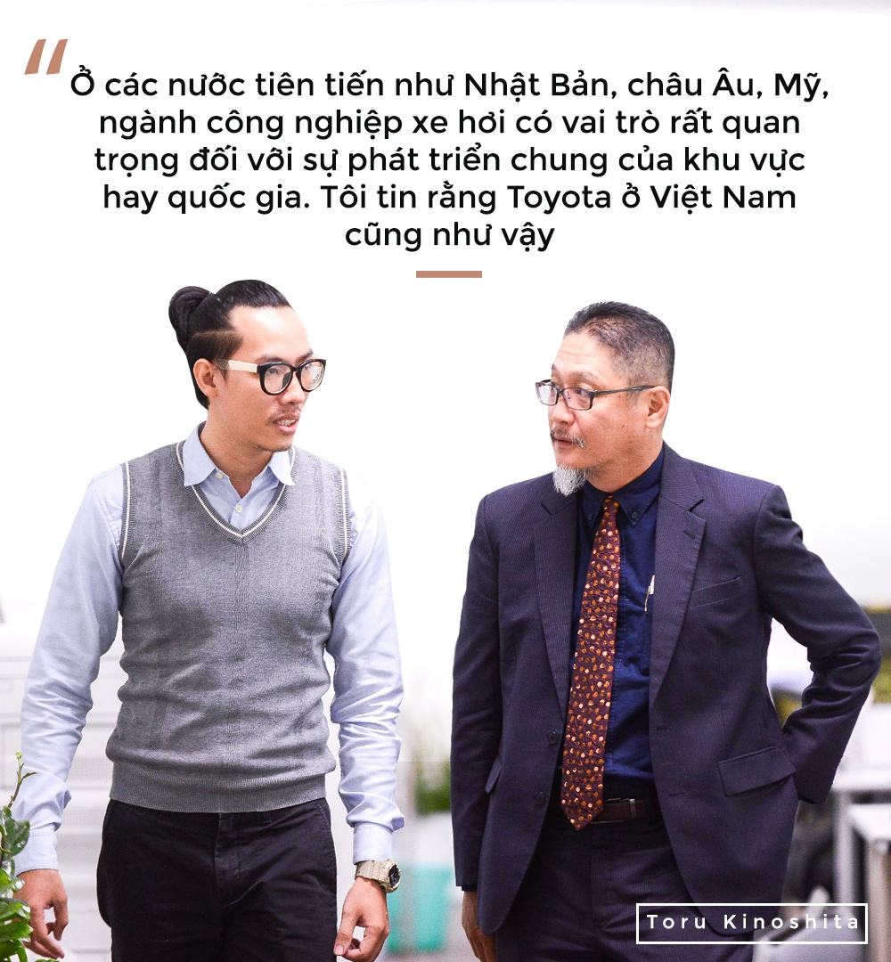 phong van TGD Toyota Viet Nam anh 5