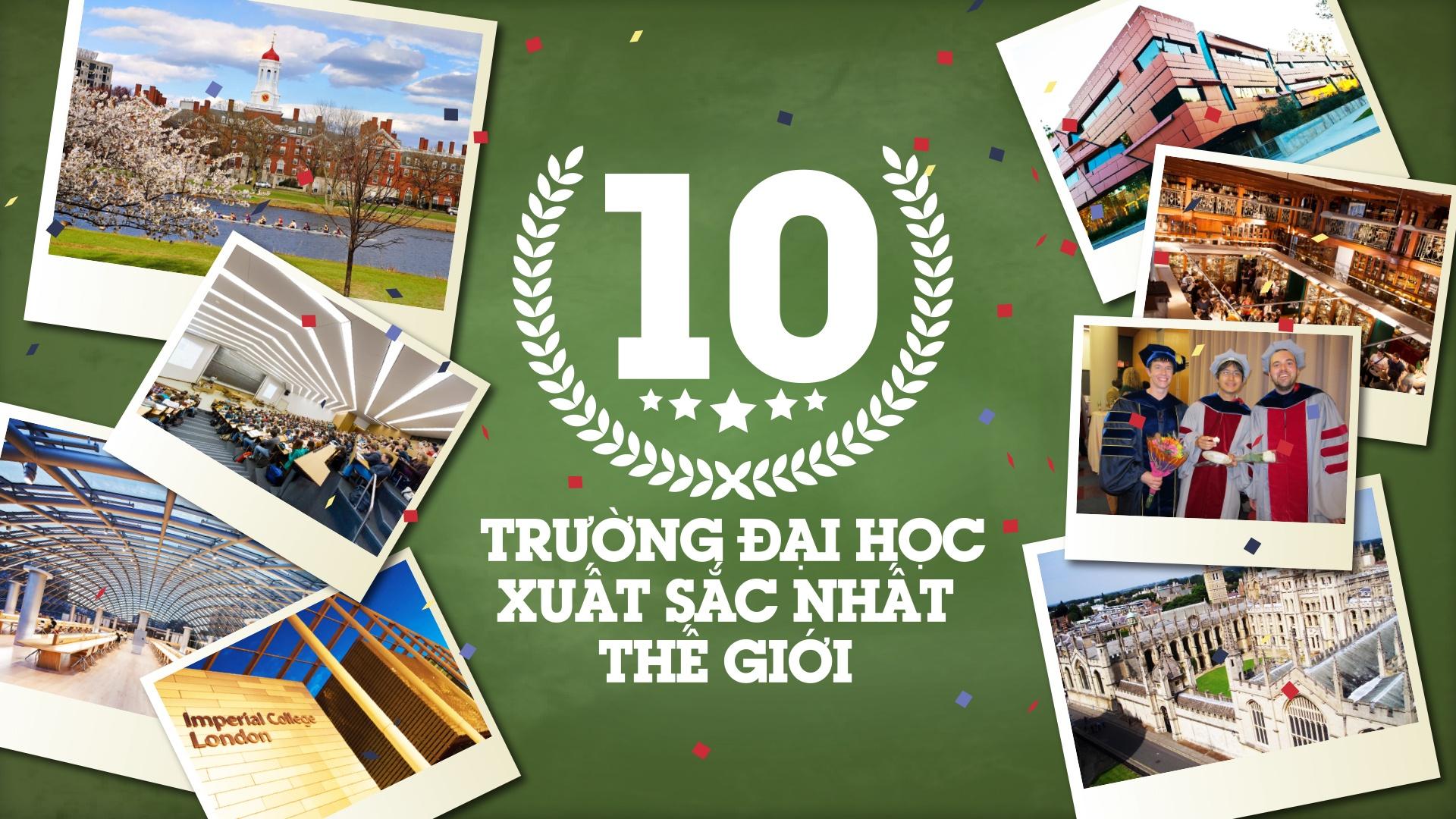 10 truong dai hoc xuat sac nhat the gioi hinh anh 1