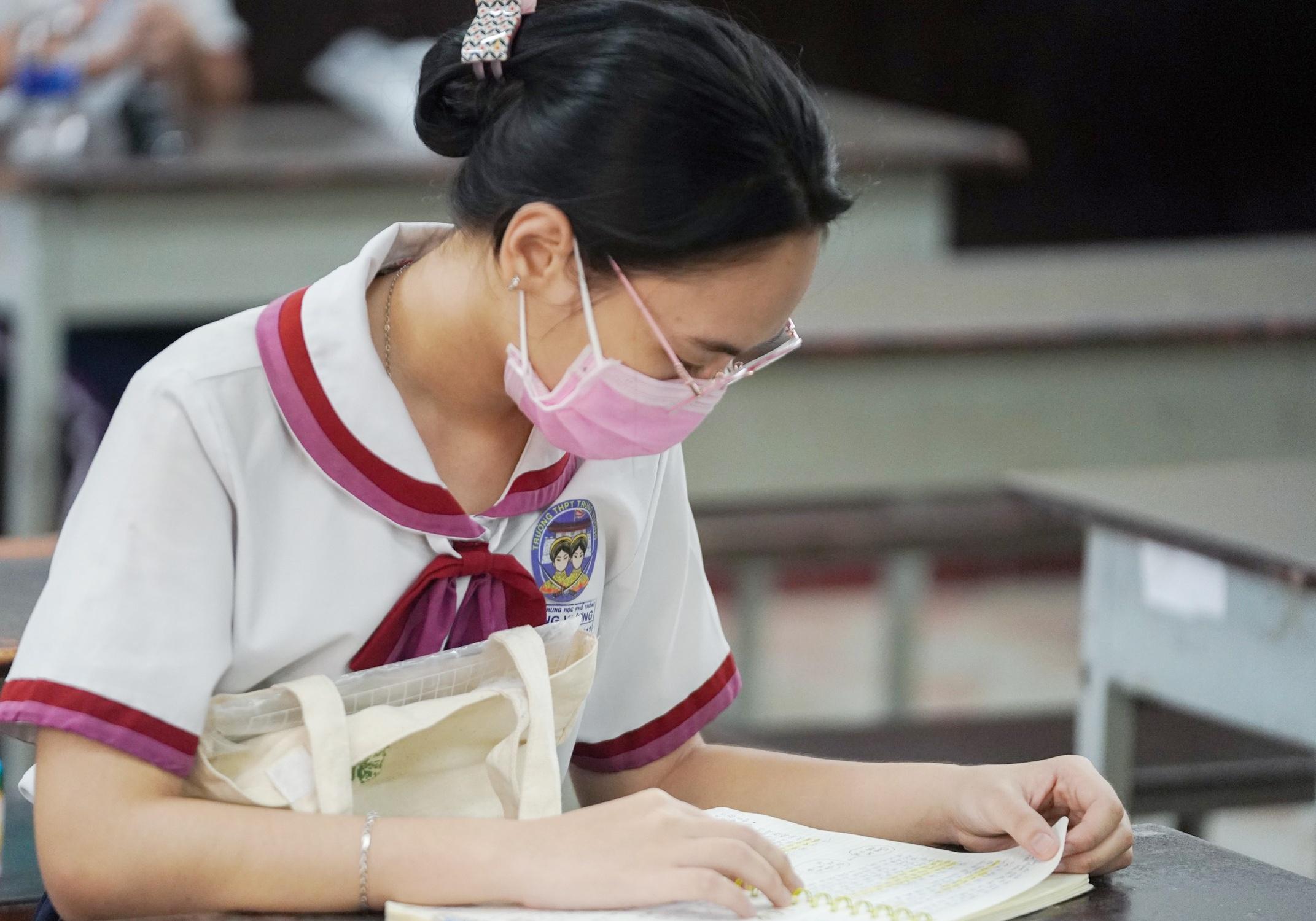 Thừa Thiên - Huế có thí sinh đạt điểm 10 môn Ngữ văn