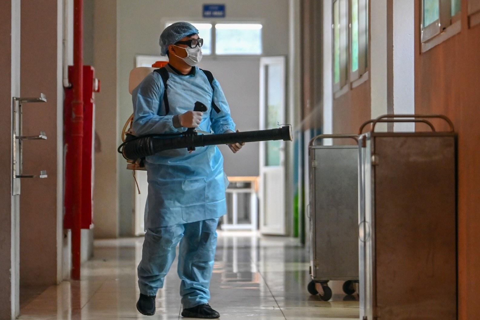 Hướng dẫn công tác phòng, chống dịch khi học sinh ở Hà Nội đến lớp