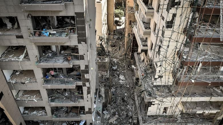 no o Beirut,  no o Lebanon,  ammonium nitrate la gi anh 5