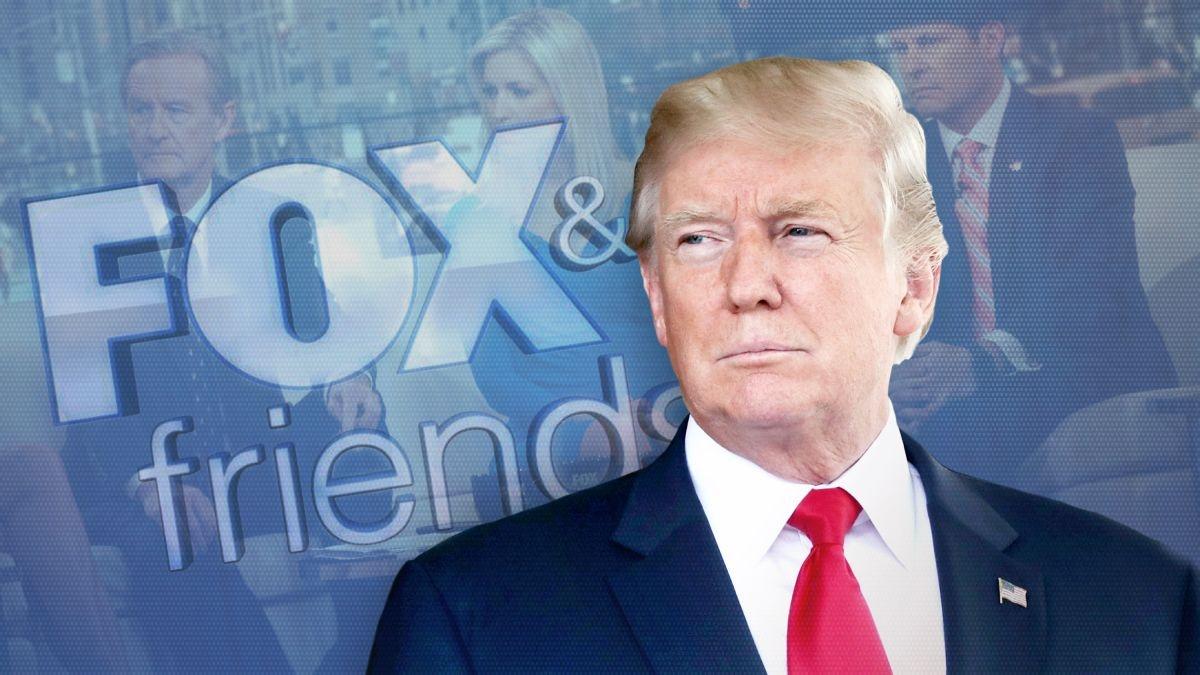 ong Trump mau thuan Fox News anh 1