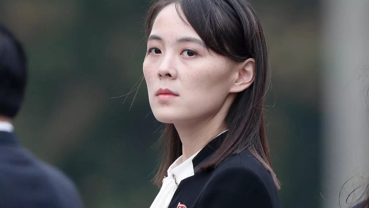 Trieu Tien chi trich tap tran My- Han anh 1