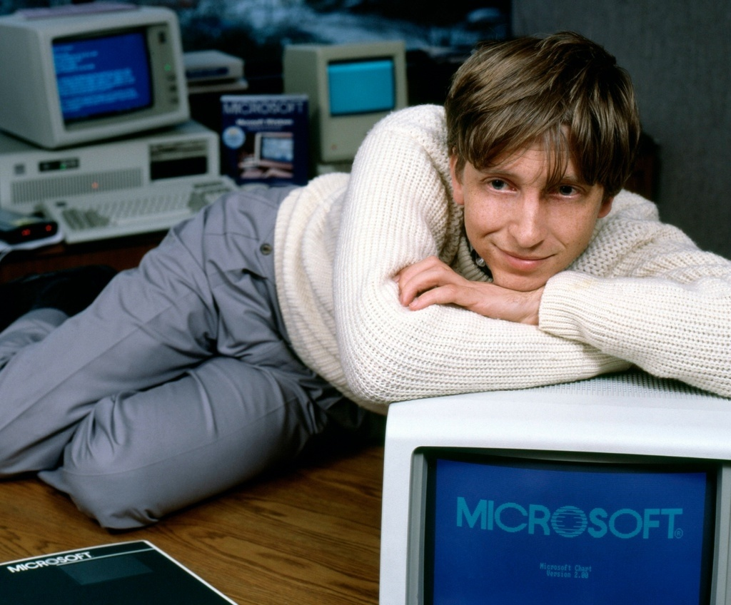 Bill Gates anh 1