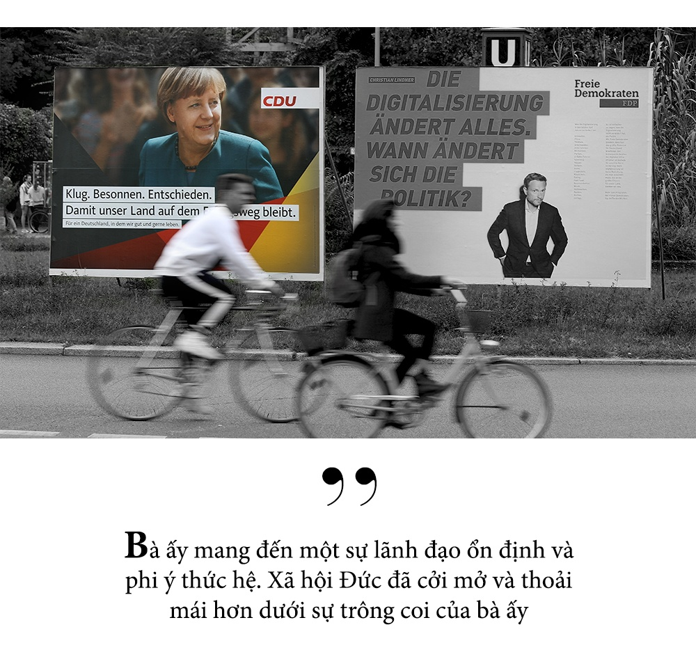 Merkel 4.0: Nguoi bao ve tu do trong 'ky nguyen cua Trump' hinh anh 5