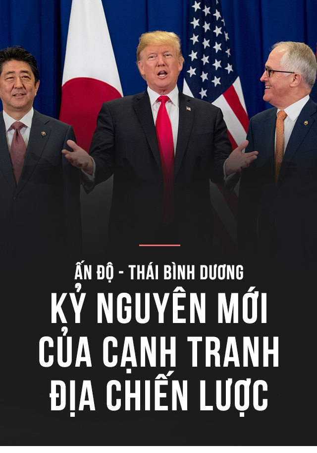 An Do - Thai Binh Duong: Ky nguyen moi cua canh tranh dia chien luoc hinh anh 1