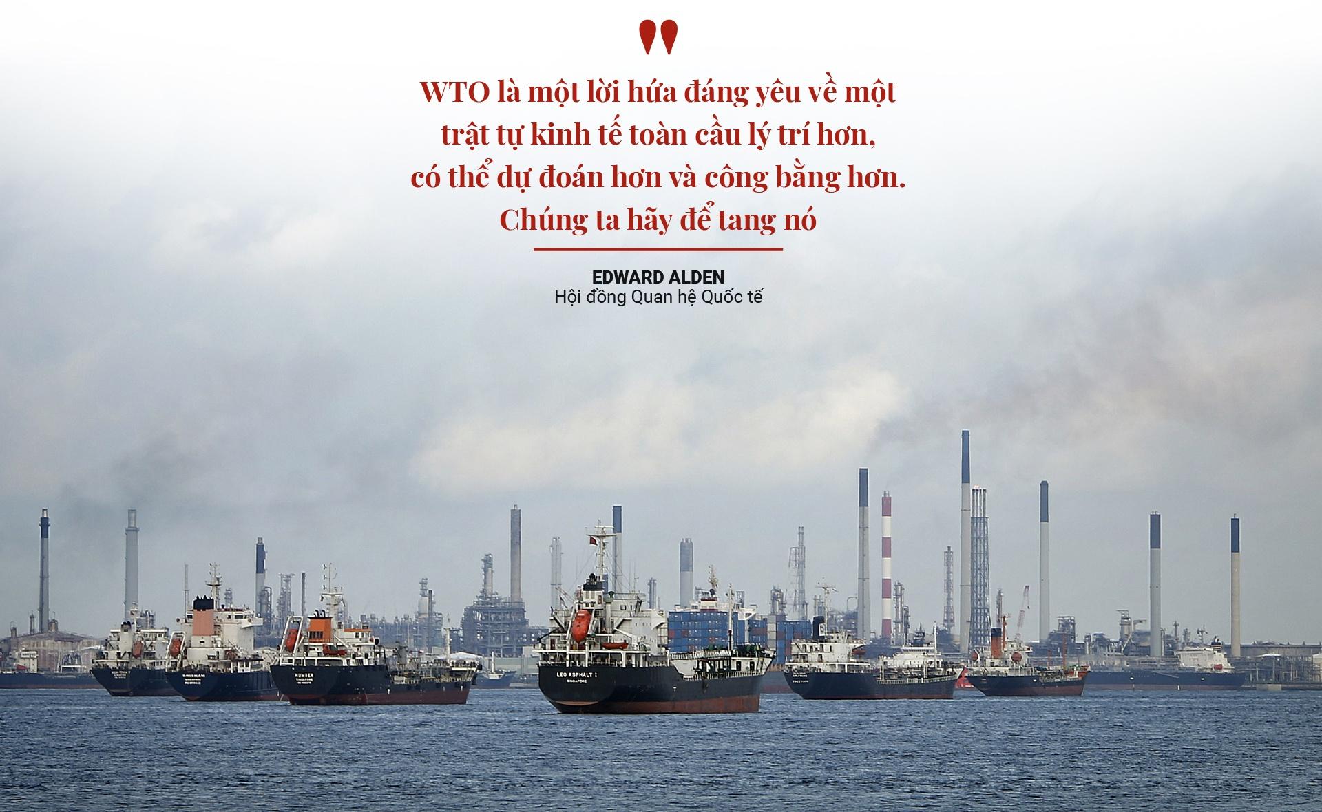 Chien tranh thuong mai va cai chet cua WTO hinh anh 13