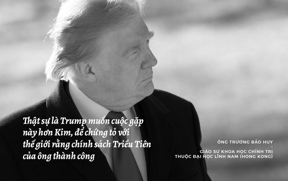Thuong dinh My-Trieu: Khi 2 nguoi dan ong lan dau buoc xuong dong song hinh anh 7