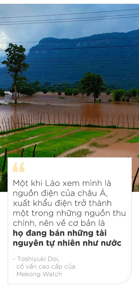 Vo dap o Lao: Khi giac mo thuy dien thanh con lu ac mong hinh anh 11