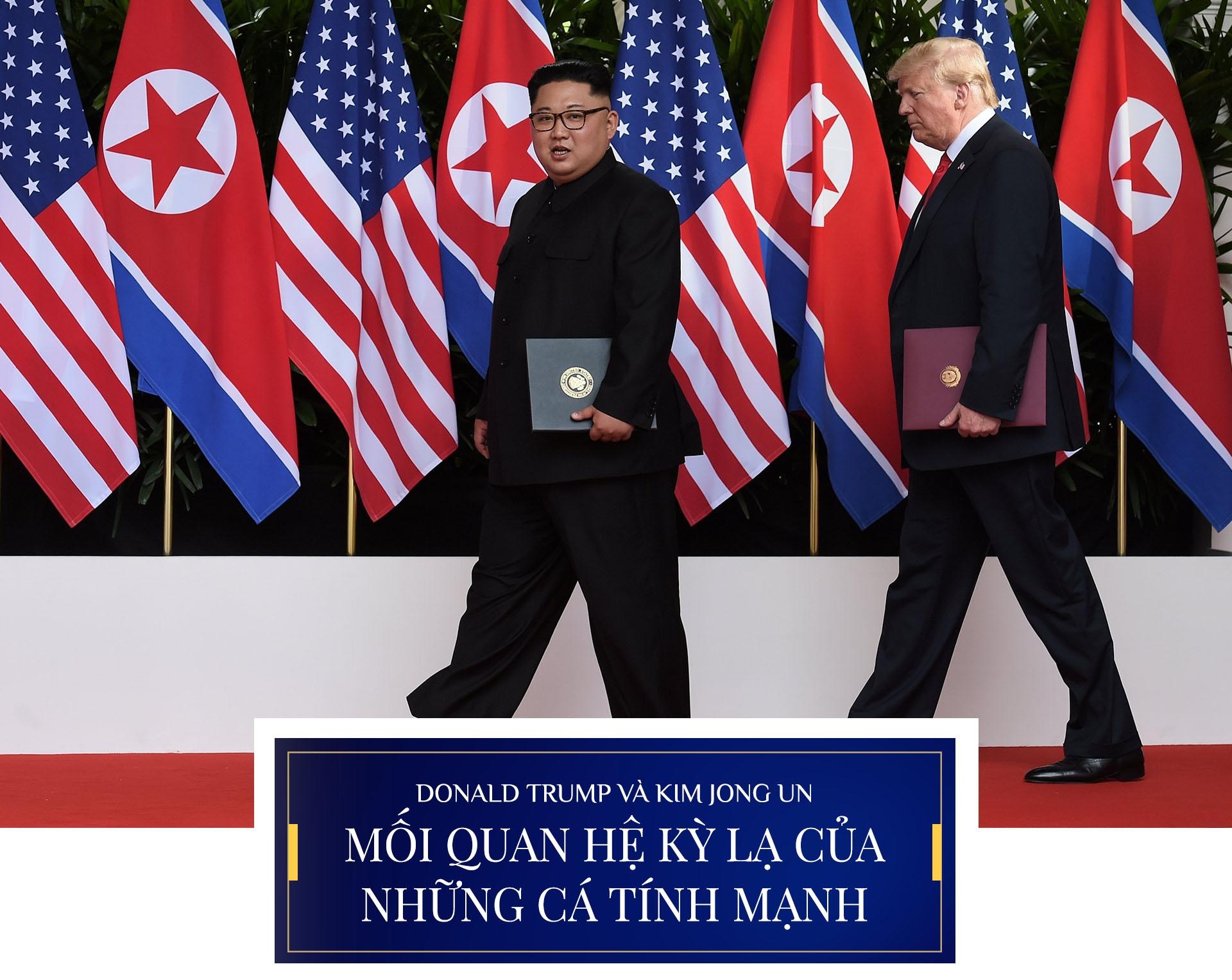 Trump - Kim gap nhau lan 2 anh 2