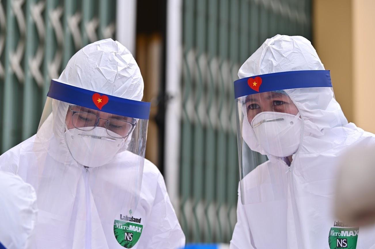 Người phụ nữ ở Hải Dương dương tính với SARS-CoV-2 khi đến Nhật Bản